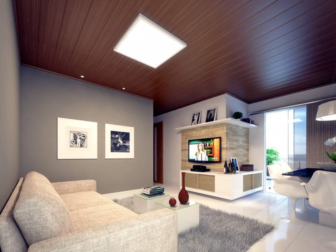 Forro PVC textura madeira